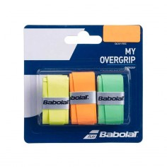 Blister My Overgrip Babolat naranja | Overgrips  | Time2Padel