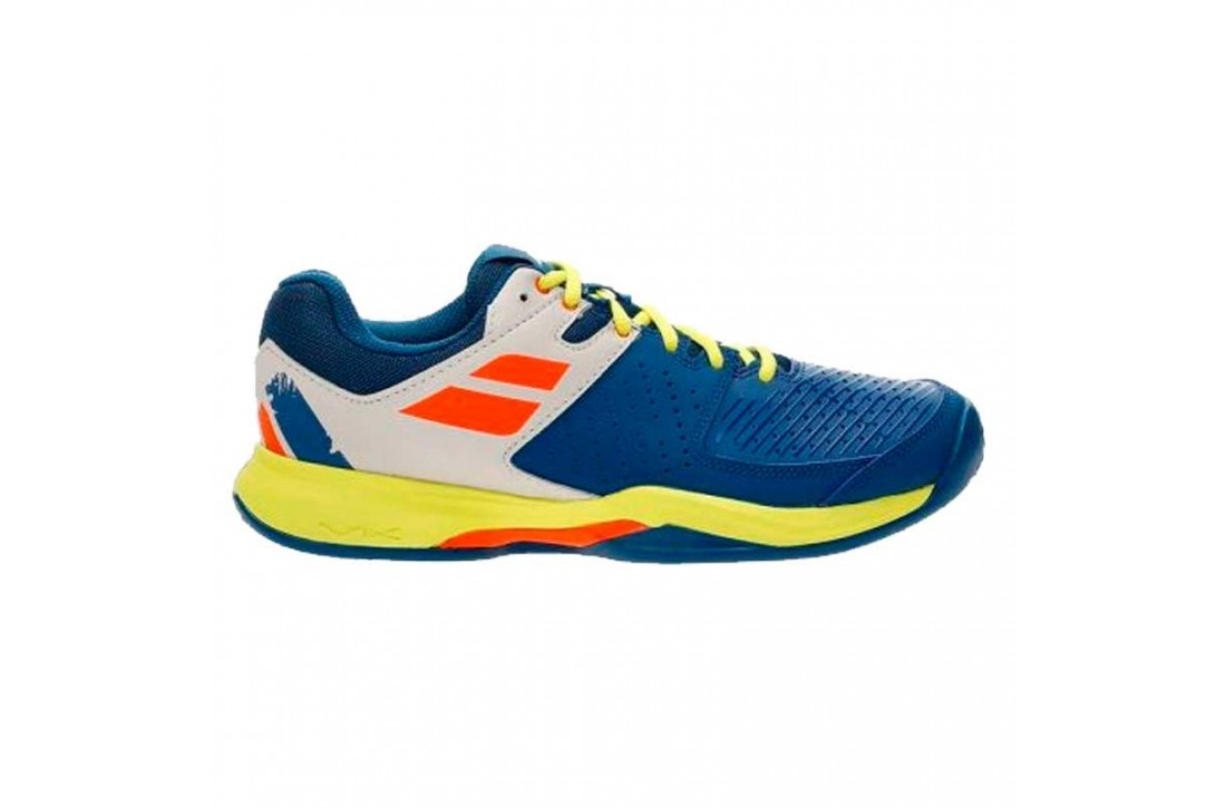 Babolat Pulsion Clay Men 2021 sneakers   Babolat paddle shoes   Time2Padel