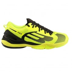 Pack de padel Dunlop Rage Eclipse + Zapatillas Drop Shot - Ofertas de padel